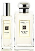 Jo Malone Blackberry & Bay fragrance bottles