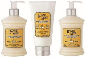 L'Occitane Bonne Mère bath & body collection