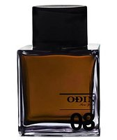Odin 08 Seylon fragrance bottle