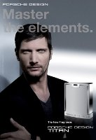 Porsche Design Titan advert