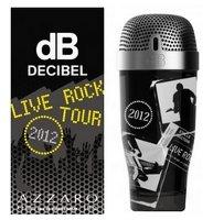 Azzaro Decibel Rock Tour