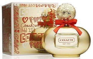 Coach Poppy Metallic edition