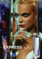 Express Glam advert