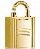 Hermès lock bottle