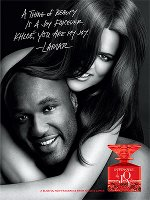 Lamar Odom & Khloe Kardashian Unbreakable Joy advert