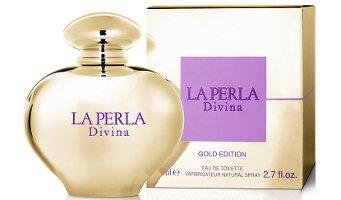 La Perla Divina Gold Edition