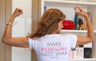 Make Perfume, Not War shirt