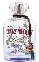 True Religion Love Hope Denim perfume bottle