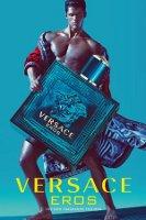 Versace Eros advert