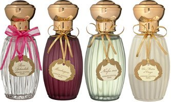 Annick Goutal fragrance bottles