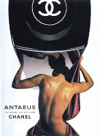 Chanel Antaeus advert