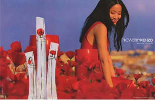 Flower by Kenzo advert