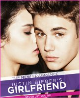Justin Bieber Girlfriend advert