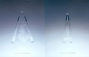Issey Miyake L'Eau d'Issey double advert