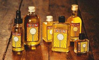 Lush Sun fragrance