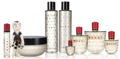 Marni fragrance lineup
