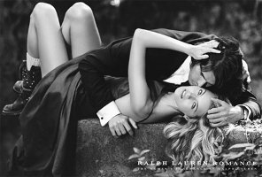 Ralph Lauren Romance advert