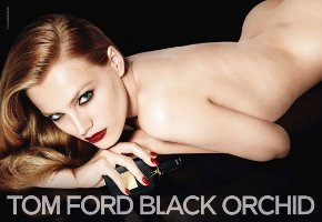 Tom Ford Black Orchid, another nude