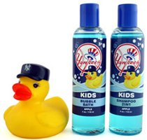 NY Yankees bath set