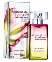 Yves Rocher  Moment du Bonheur limited edition 2012