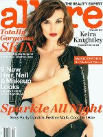 Allure, December 2012 Keira Knightly