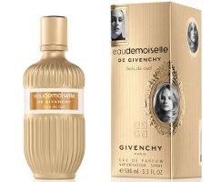 Eaudemoiselle de Givenchy Bois de Oud bottle & box