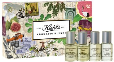 Kiehl's Aromatic Blends coffret