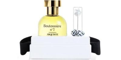 Arquiste Boutonniere no. 7
