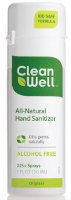 CleanWell All-Natural Hand Sanitizer Original scent