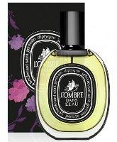 Diptyque L'Ombre dans L'Eau, limited edition floral packaging 2013