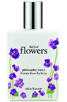 Philosophy Field of Flowers Violet Blossom