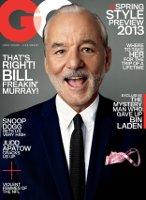 GQ, Bill Murray January 2013