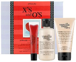 Philosophy X & O gift set