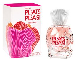Issey Miyake Pleats Please bottle & box