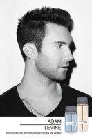 Adam Levine, fragrance advert