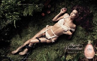 Agent Provocateur Pétale Noir advert