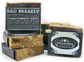 Villainess Bad Breakup soap