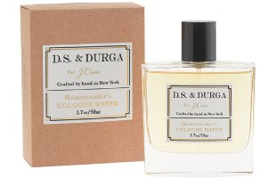 DS & Durga + J Crew Homesteader's Cologne