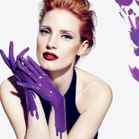Jessica Chastain for Yves Saint Laurent Manifesto