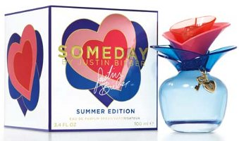 Justin Bieber Someday Summer