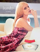 Laundry by Shelli Segal perfume advert
