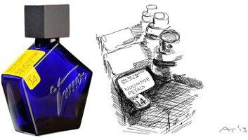 Tauer Perfumes Noontide Petals