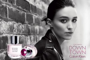 Calvin Klein Downtown, Rooney Mara advert
