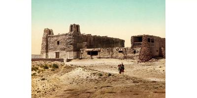 Old Church at Acoma Pueblo, New Mexico, 1902