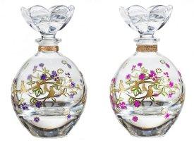 Houbigant Quelques Fleurs limited edition flacons