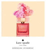 Kate Spade Live Colorfully advert
