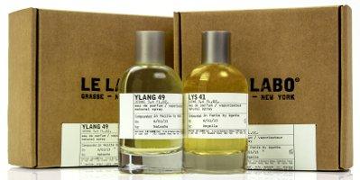 Le Labo Ylang 49 & Lys 41
