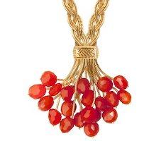Scented necklace from Le Metier de Beaute