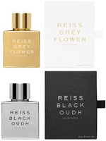 Reiss Grey Flower & Black Oudh