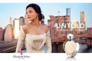 Elizabeth Arden Untold, advert